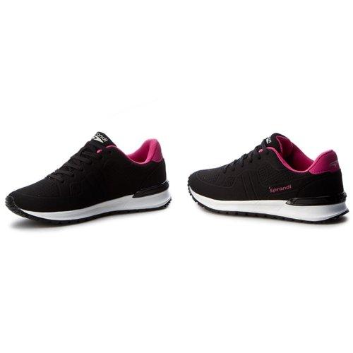 7b6d809e8c Rekreačná obuv Sprandi WP07-15683-01 čierna Dámske - Topánky ...