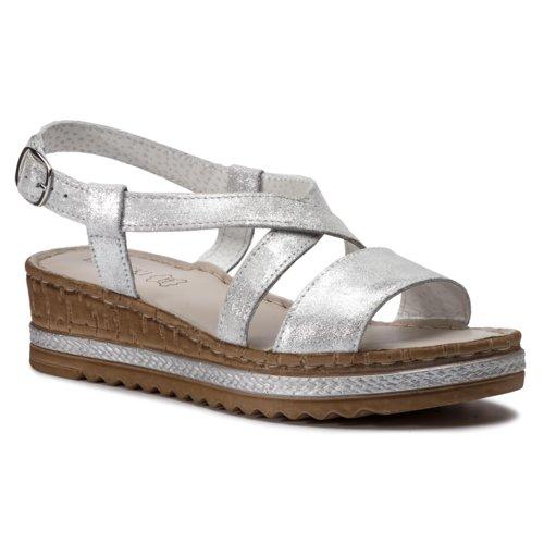 65acff009d sandále Lasocki H229 strieborná Dámske - Topánky - Sandále - https ...