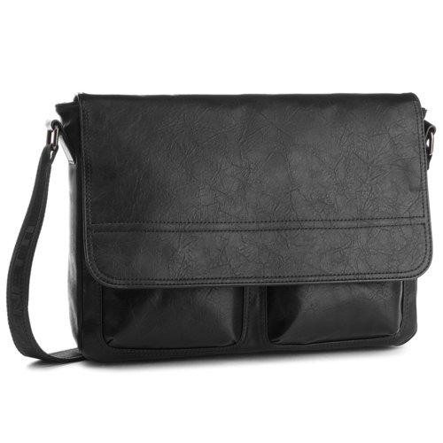 01fdcba59a férfi táska Lanetti RM0808 Fekete Táskák - Férfi táskák - https://ccc.eu