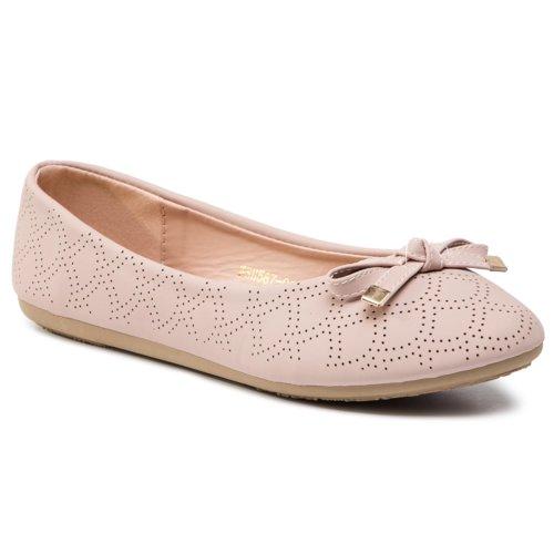 1045f84160bb1 balerínky Jenny Fairy WSH567-01 ružová Dámske - Topánky - Balerínky ...