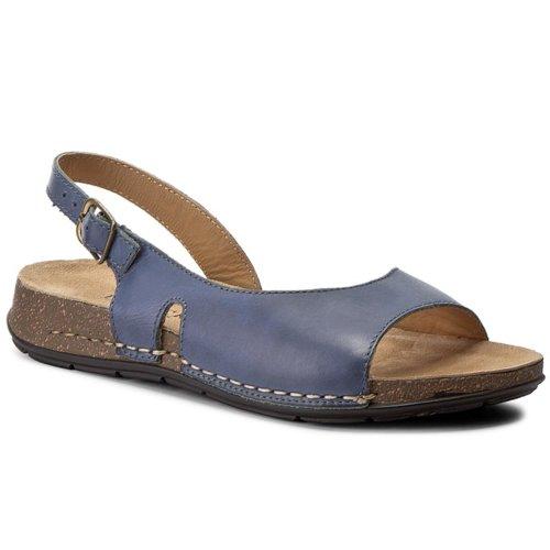 2ff85ab1c40d sandále Lasocki WI21-CORSA-01 tmavomodrá Dámske - Topánky - Sandále ...