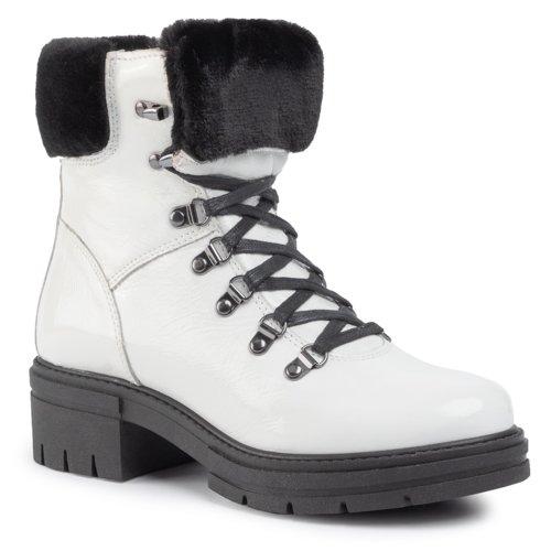 Bokacipő Lasocki RST ARIZONA 09 FEHÉR Női Cipők Csizmák