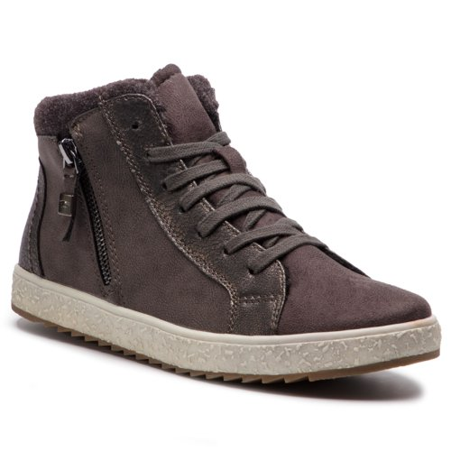 21cd1ccf76c1 Rekreačná obuv Tom Tailor 3790505 šedá Dámske - Topánky - Plátenky ...