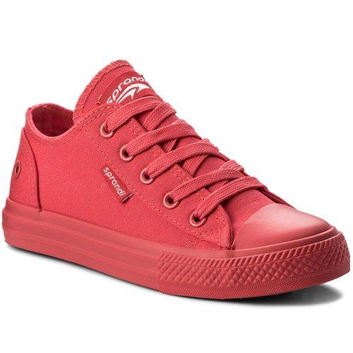6f5528ed0b Rövidszárú tornacipő Sprandi CP40-7449 Sötét rózsaszín Gyerek - Lány ...