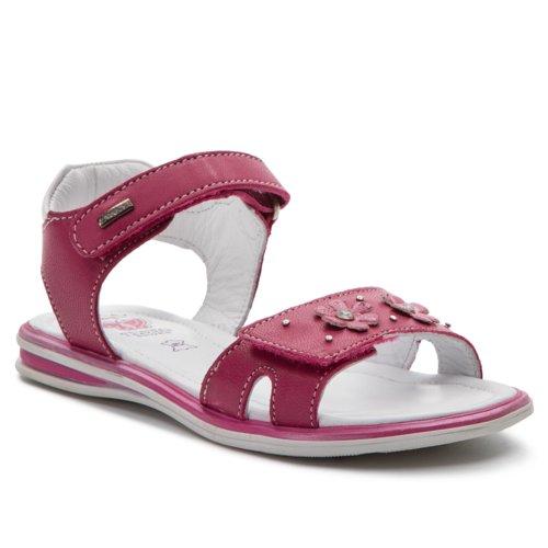 37fc8b22f53f sandále Lasocki Kids CI12-LOIRA-01 tmavo ružová Detské - Dievčenské ...