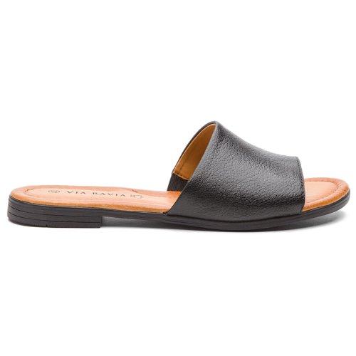 b19143c51f papuče Via Ravia WI23-RUPIA-01 čierna Dámske - Topánky - Šľapky ...