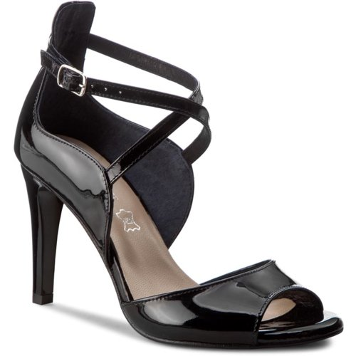 ffe58c068888 sandále Lasocki 1660-1 čierna Dámske - Topánky - Sandále - https ...