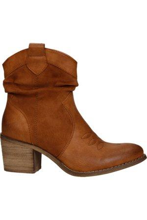 c195f5549f členková topánka DeeZee WS1820A-03 Camel