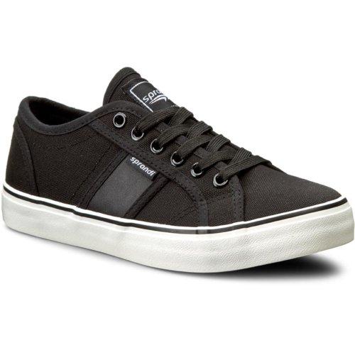 51dda00c36 Rekreačná obuv Sprandi WS17031 čierna Dámske - Topánky - Plátenky ...