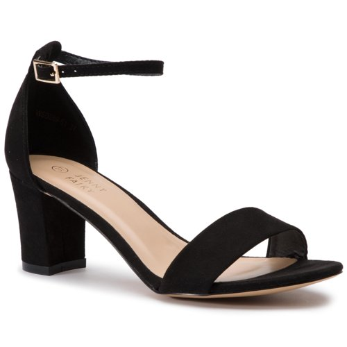 pretty nice e6918 7cf5e Sandale Jenny Fairy WSD289-01 Schwarz