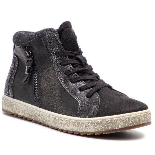 1a244382cd4e Rekreačná obuv Tom Tailor 3790505 čierna Dámske - Topánky - Plátenky ...