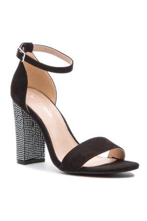 4221caf6973f2 sandály DeeZee LS4979-01B černá
