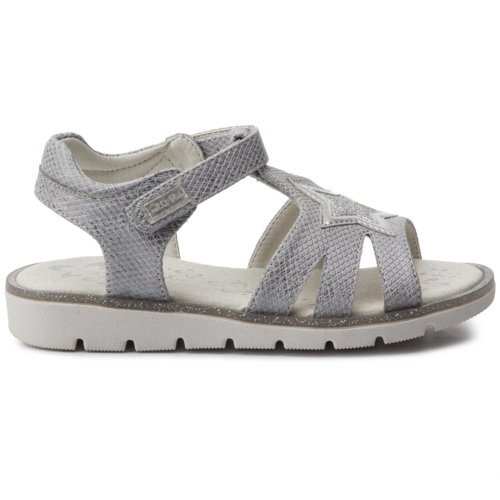76466bcd6fd7 sandále Nelli Blu CM336-16 šedá Detské - Dievčenské - Sandále ...