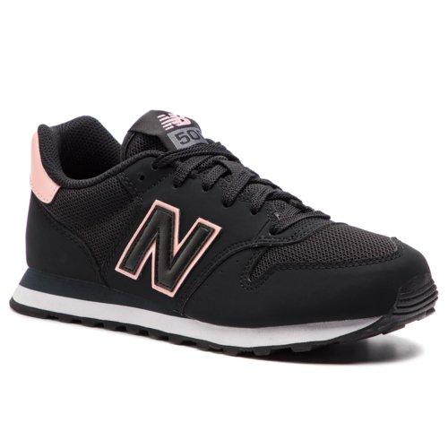 a4f88c9534bd Rekreačná obuv New Balance GW500SBP čierna Dámske - Topánky ...