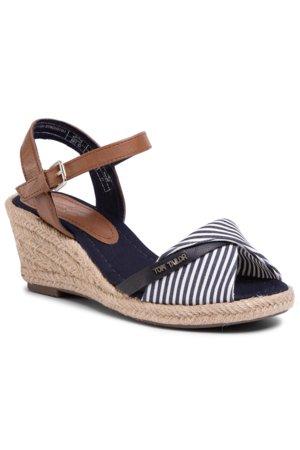 Sandale Tom Tailor 809090700 DUNKELBLAU