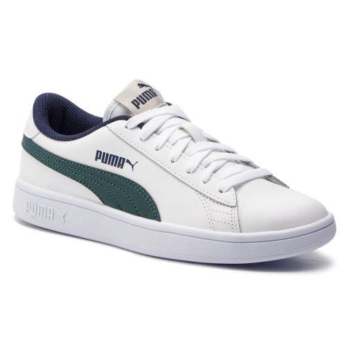 Puma Smash v2 L Herren Sneaker (black white 04)
