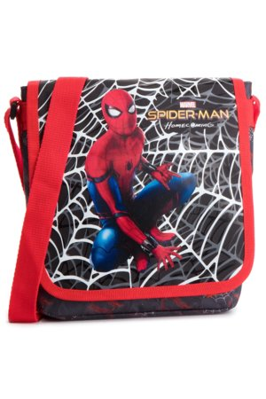 30d17a54bb497 Torebka młodzieżowa Spider-Man-Homecoming TRASH12 Czarny
