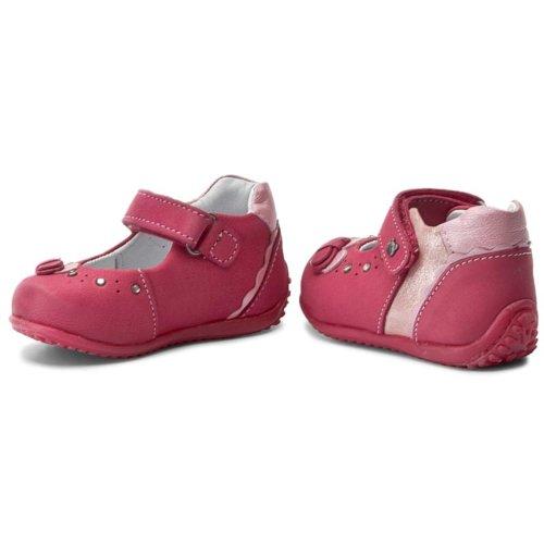 eb7c47773a poltopánka Lasocki Kids CI12-MOCCA-51 tmavo ružová - 2220668630045