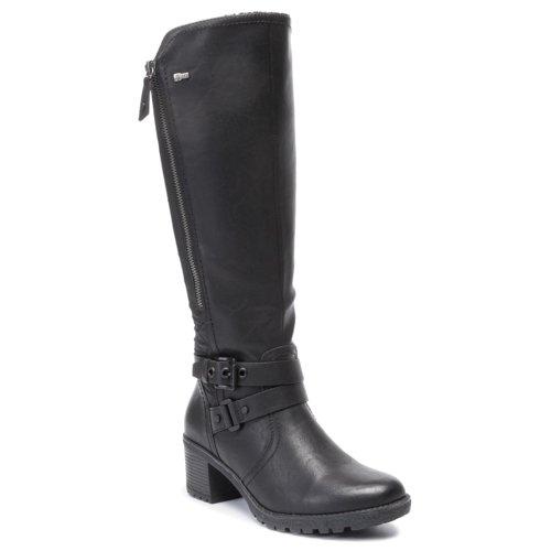Stiefel Go 9717 Schwarz Soft 18808b 15r SUqzMVp
