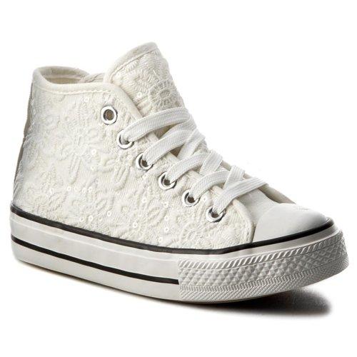 6daa1123b5 Rövidszárú tornacipő Magic Lady C188092403 Fehér Gyerek - Lány ...