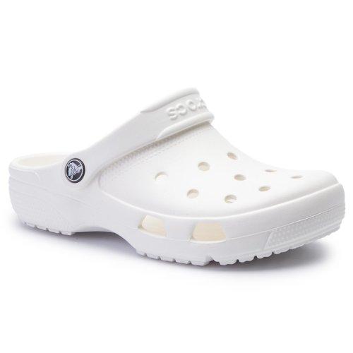 new style d3c08 39d61 Badeschuhe Crocs 204151-100 Weiß