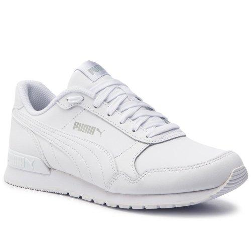 93899eb2b046 Rekreační obuv Puma 36695902 ST Runner v2 L Jr bílá Dámské - Boty ...
