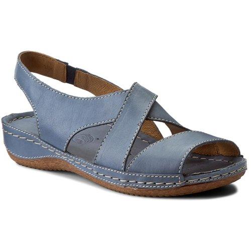 4f40e7fc7280 sandále Lasocki Comfort 1938-01 denim Dámske - Topánky - Sandále ...