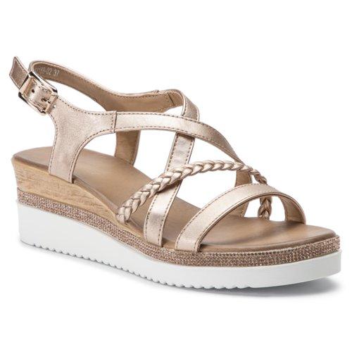 Szandál Jenny Fairy WS2189 02 ARANY Női Cipők Szandálok