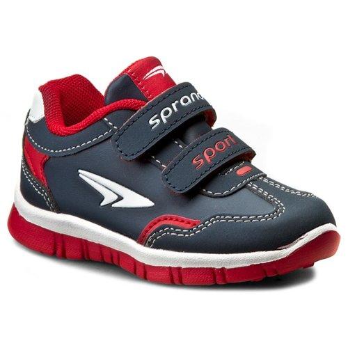 72954681cdbb Rekreačná obuv Sprandi CP23-5712 tmavomodrá Detské - Chlapčenské ...