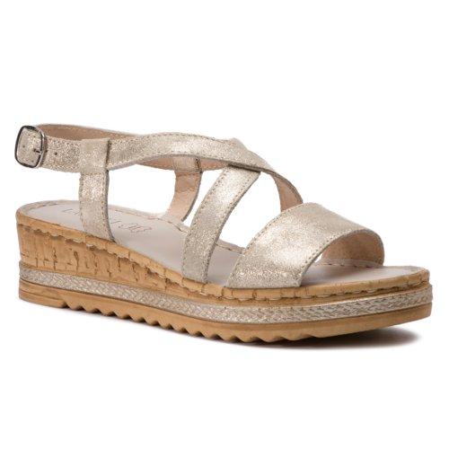 0f172aa49d sandále Lasocki H229 zlatá Dámske - Topánky - Sandále - https   ccc.eu