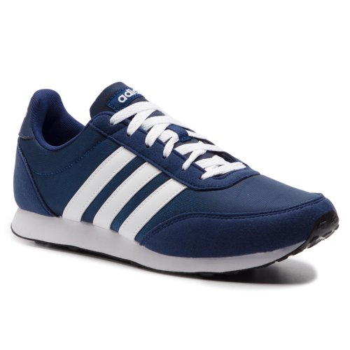 1ed0c9947bda0 Rekreační obuv Adidas B75795 V RACER 2.0 tmavě modrá Pánské - Boty ...
