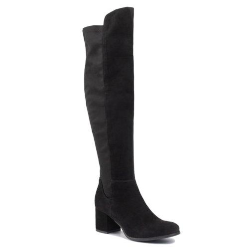 01 Lasocki Schwarz Stiefel Stiefel 1453 oWCxrdBe