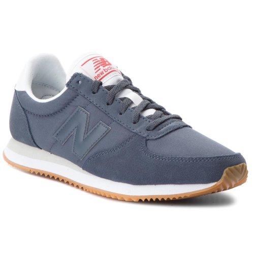 7510c70476b6 Rekreačná obuv New Balance WL220VN tmavomodrá Dámske - Topánky ...