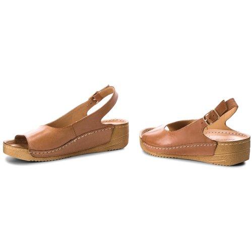 Szandál Lasocki RST 1891 01 CAMEL Női Cipők Szandálok