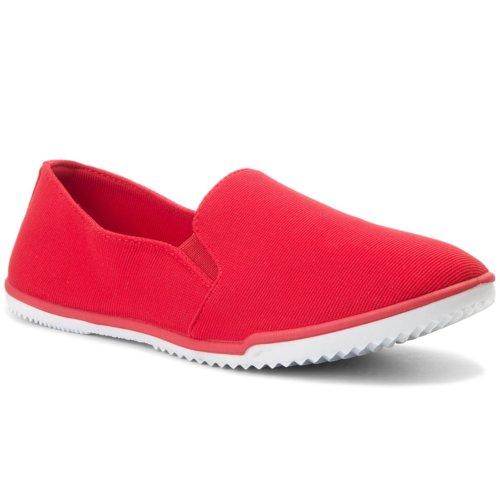 ce49dcde9a Rövidszárú tornacipő Nylon Red WSJD202 Piros - 2220826430036