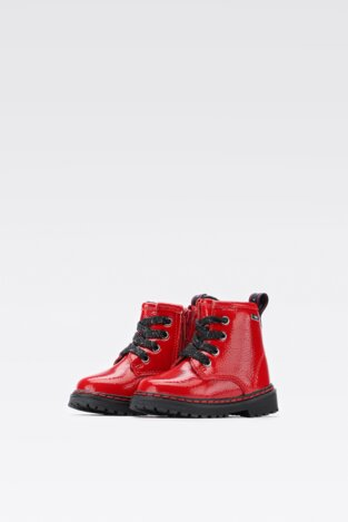 Stiefel Tom Tailor 907150200 ROT