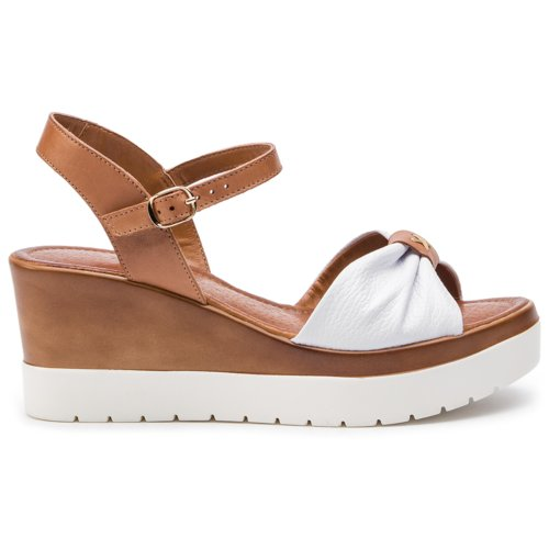 e58c7bfbd8 sandále Lasocki 4826-01 biela Dámske - Topánky - Sandále - https ...
