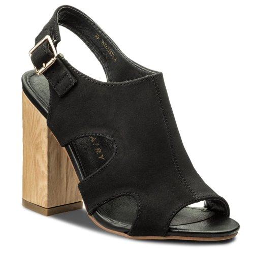 bea3124469 sandále Jenny Fairy WYL1193S-4 čierna Dámske - Topánky - Sandále ...