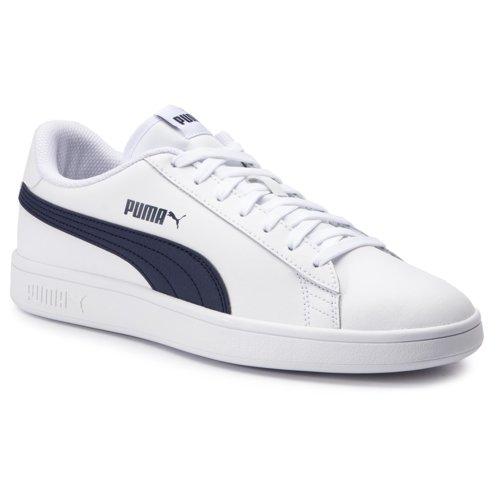 c936a6d872 Rekreační obuv Puma 36521502 Smash v2 L bílá Pánské - Boty ...