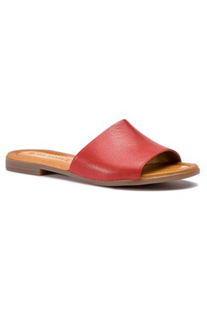 848ebf7fd22d papuče Via Ravia WI23-RUPIA-01 červená