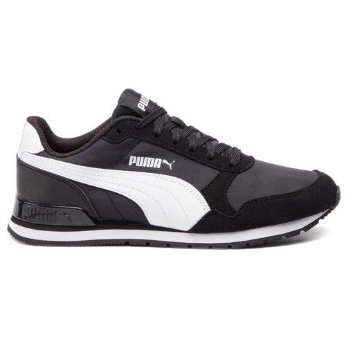 82bae79d6b0a Obuwie sportowe Puma 36529301 ST Runner v2 NL Jr Czarny - 2221012950055