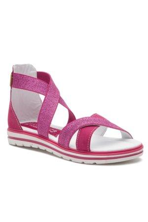 227b1e4a23c9 sandále Lasocki Young CI12-2961-20 tmavo ružová