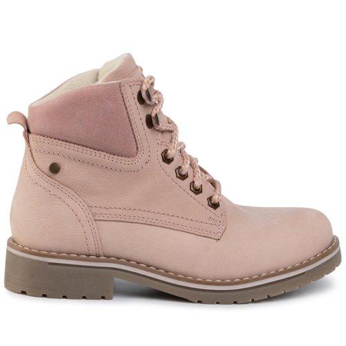 Boot Lasocki WI21 218134 PINK