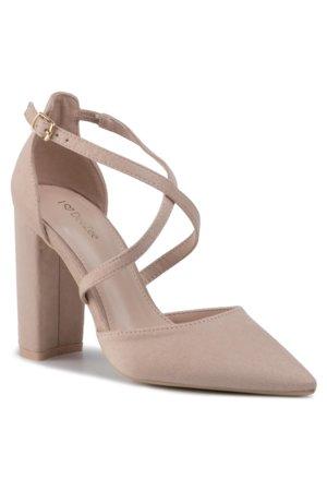 Körömcipő DeeZee DEVON FEKETE Női Cipők Magassarkú cipők