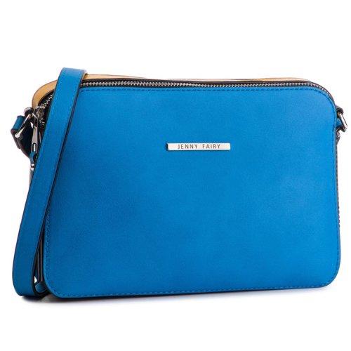 9c7847388c ... Dámské kabelky —  JENNY FAIRY RC16350. Kabelka Jenny Fairy RC16350 blankytně  modrá - 2221083130011