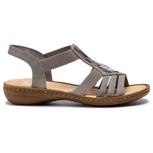 ca290a67cba5 sandály Rieker 60800-42 šedá Dámské - Boty - Sandály - https   ccc.eu