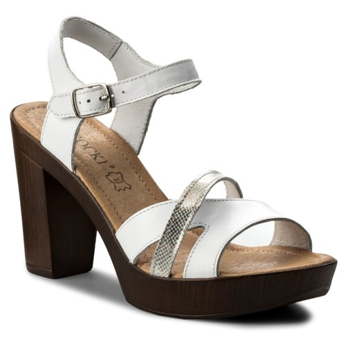 da8287e8df sandále Lasocki 2025-02 biela Dámske - Topánky - Sandále - https ...