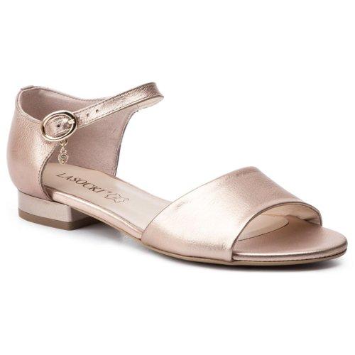 987cee45f88c sandále Lasocki 1233-10 zlatá Dámske - Topánky - Sandále - https ...