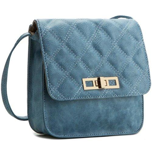 04e99ee0dc ... Dámské kabelky —  JENNY FAIRY RC5061. Kabelka Jenny Fairy RC5061 blankytně  modrá - 2220690380017