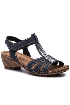 b3811b1a82f5 sandále INBLU TR18AQ09 tmavomodrá
